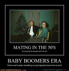 BABY BOOMERS ERA
