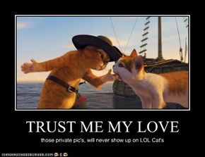 TRUST ME MY LOVE