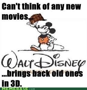 Scumbag Disney