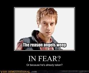 IN FEAR?