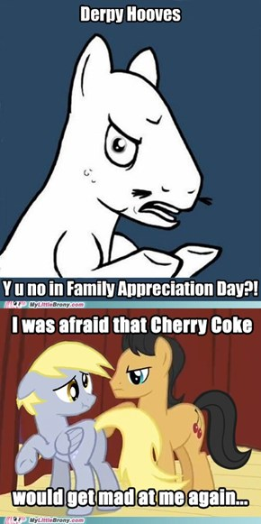 Reframed: Cherry Coke Disapproves