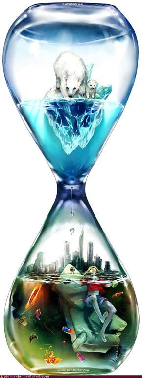 Planet Clock