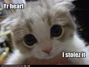 Yr heart