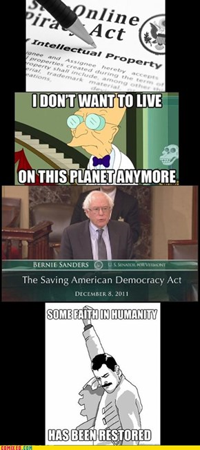 Support Bernie Sanders!