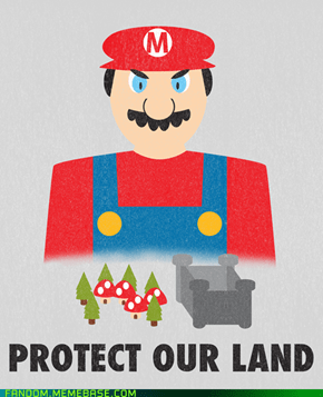 Protect Our Land