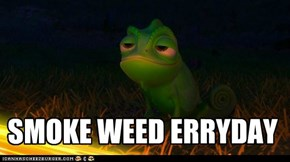 """""""green frog"""" new weed"""