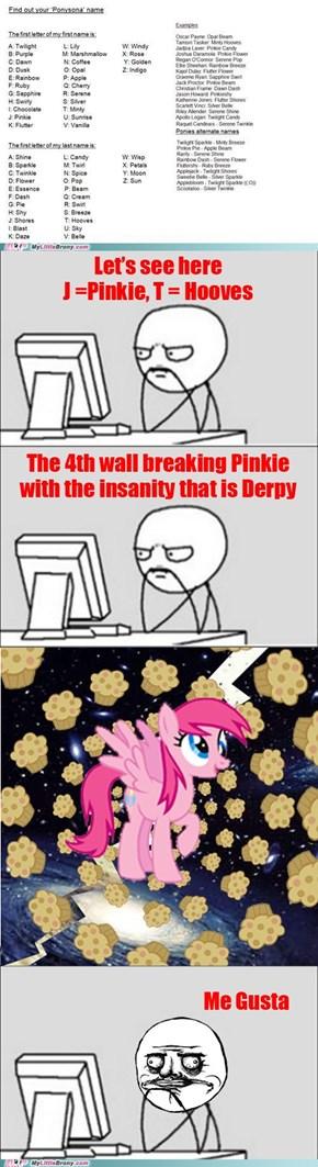 Pinkie Hooves