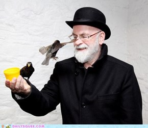 Acting Like Animals: Terry Pratchett and the Sparrows