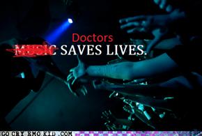 Skrillex Is No Surgeon