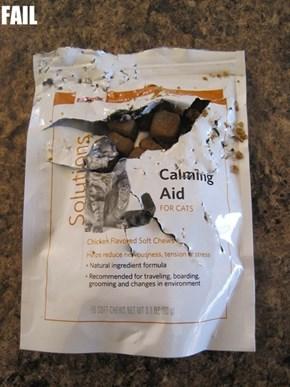 Feline Aid FAIL