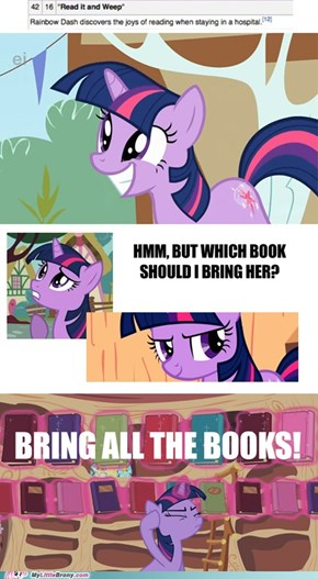 This Makes Twilight Happy