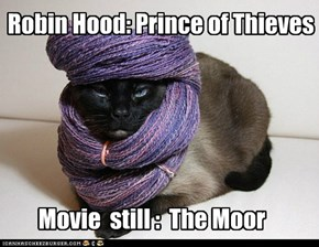 Famous movie stills that deserve a cat....