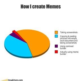 How I create Memes