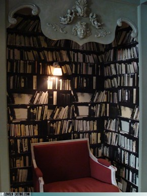 And Now For Your Daily Bookcase