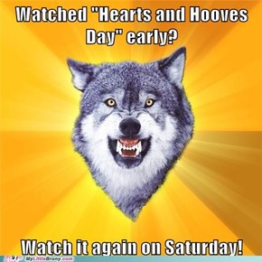 Now Watch It Again Today!