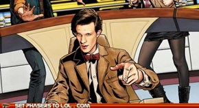 Doctor Who and Star Trek Crossover