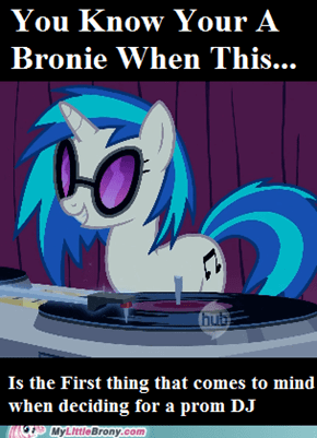 You Know Your a Brony if...