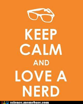 Nerds Are the New Hawtness