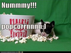 Nummmy!!! popcorrnnnn:)