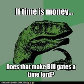 That would make much sense