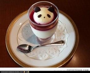 panda cheescake