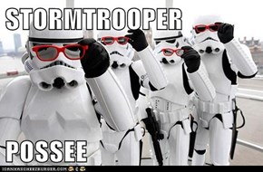 STORMTROOPER  POSSEE
