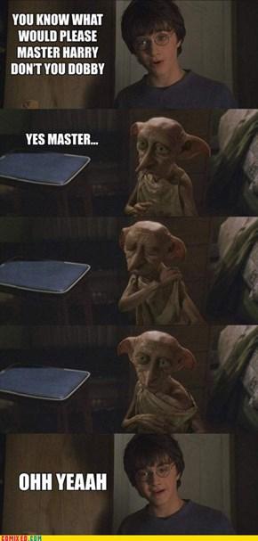 Dobby's Pleasure