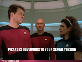 Jean-Luc Don't Care About Your Drama
