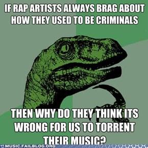 Takes a Criminal to Know a Criminal