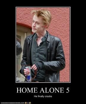 HOME ALONE 5