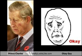 Prince Charles Totally Looks Like Okay Guy