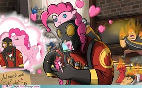 Screw the team, I have Pinkie Pie.