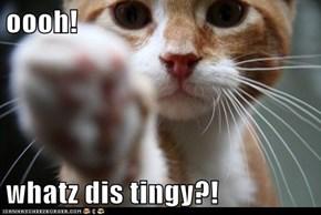 oooh!  whatz dis tingy?!