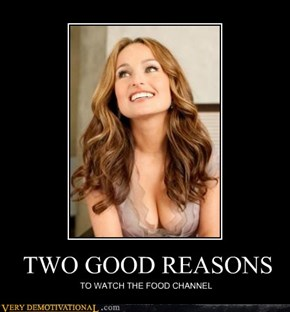 TWO GOOD REASONS