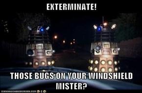 Misunderstood Daleks