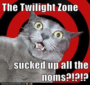 The Twilight Zone  sucked up all the noms?!?!?