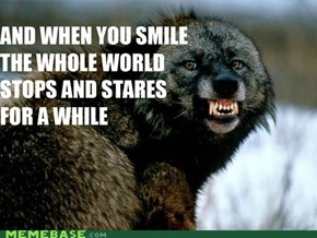 Charm wolf