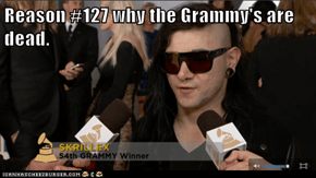 Reason #127 why the Grammy's are dead.