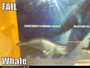 Construct-A-Sperm ... Whale