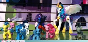 New Improved MLP Toys?