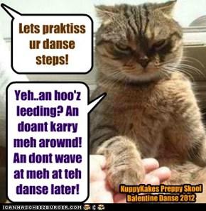 KuppyKakes Preppy Skool Balentine Danse