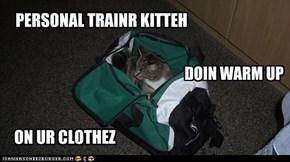 PERSONAL TRAINR KITTEH