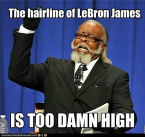 Jimmy McMillan: His amount of 4th quarters with no showing up is also pretty too damn high