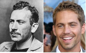 John Stienbeck Totally Looks Like Paul Walker
