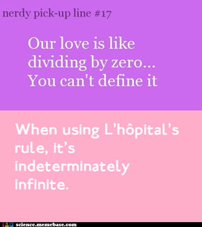 Though Infinite It Won't Destroy Us