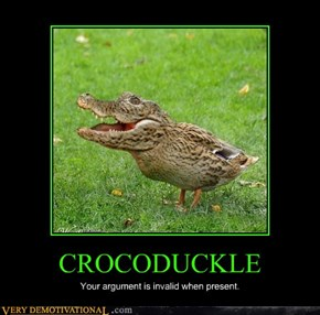 CROCODUCKLE