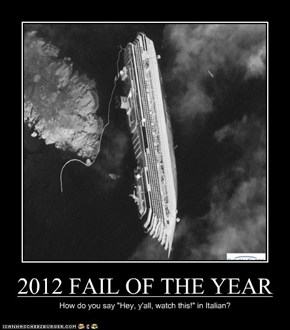 2012 FAIL OF THE YEAR