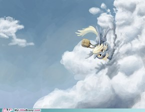 Cloud Surfing!