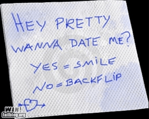 WIN!: Clever Dating Trick WIN