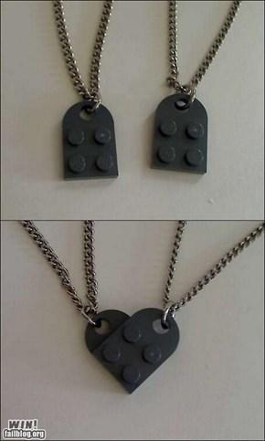 LEGO Valentine WIN